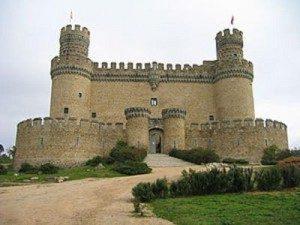 Castillo Manzanares del Real