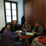 Reunión caminos públicos 1-12-17